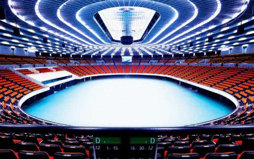 国立代々木競技場第一体育館 キャパ